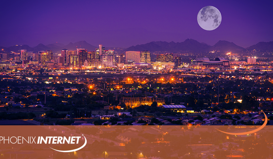 Finding Internet Options for Underserved Areas in Phoenix