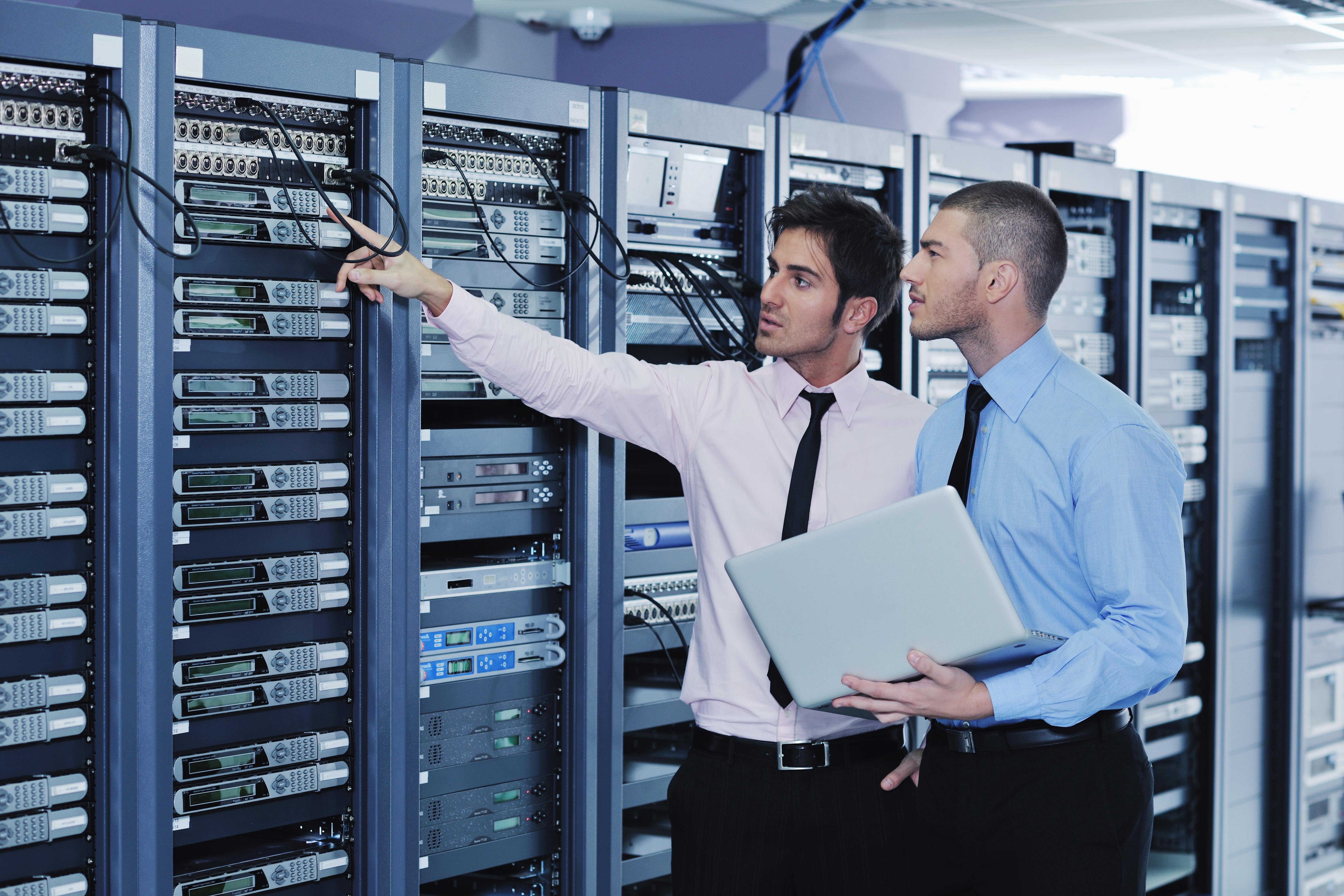 internet colocation center