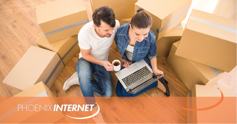 Internet Installation For New Homes: Your Guide To The Internet & Moving