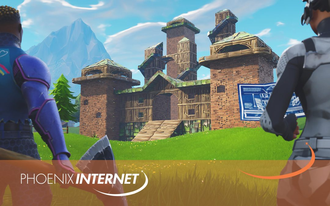 what internet speed do i need to play fortnite - fortnite internet speed