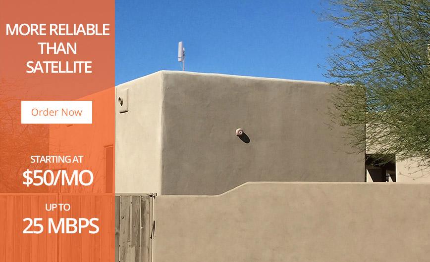 AZ Home, Business & Rural Wireless Internet Starting At $50/MO