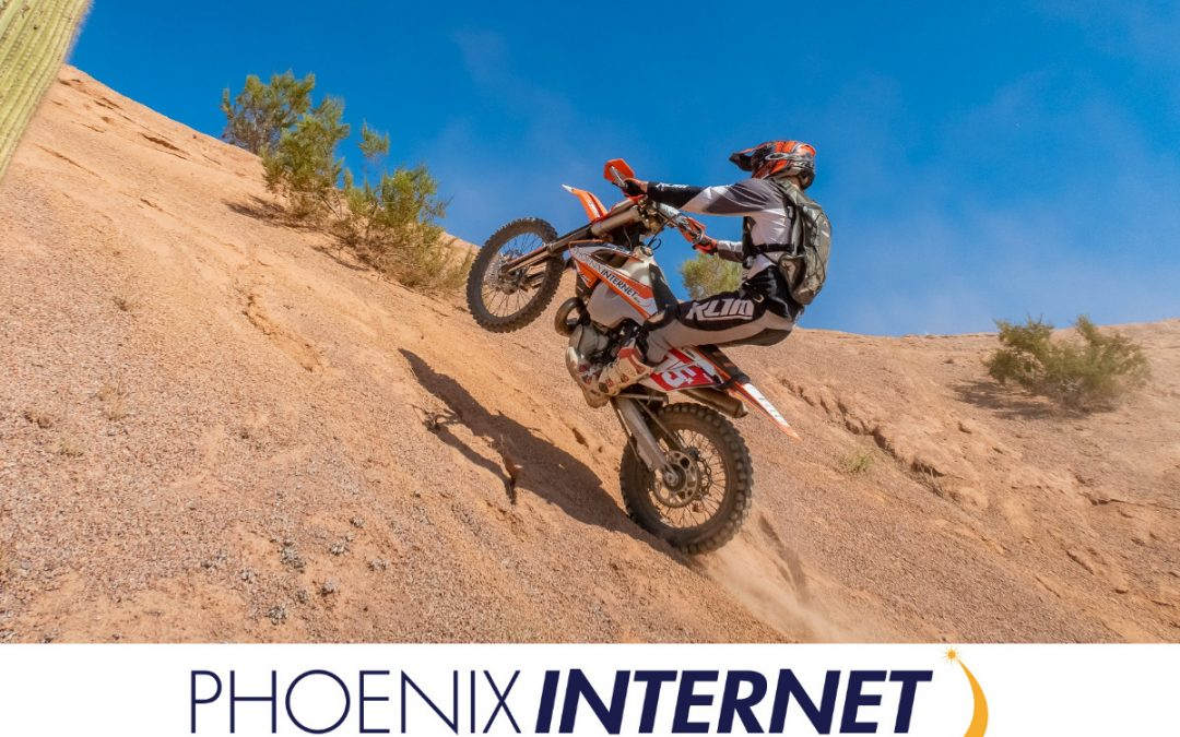 Phoenix Internet Racing's Noah Tidball Is Back