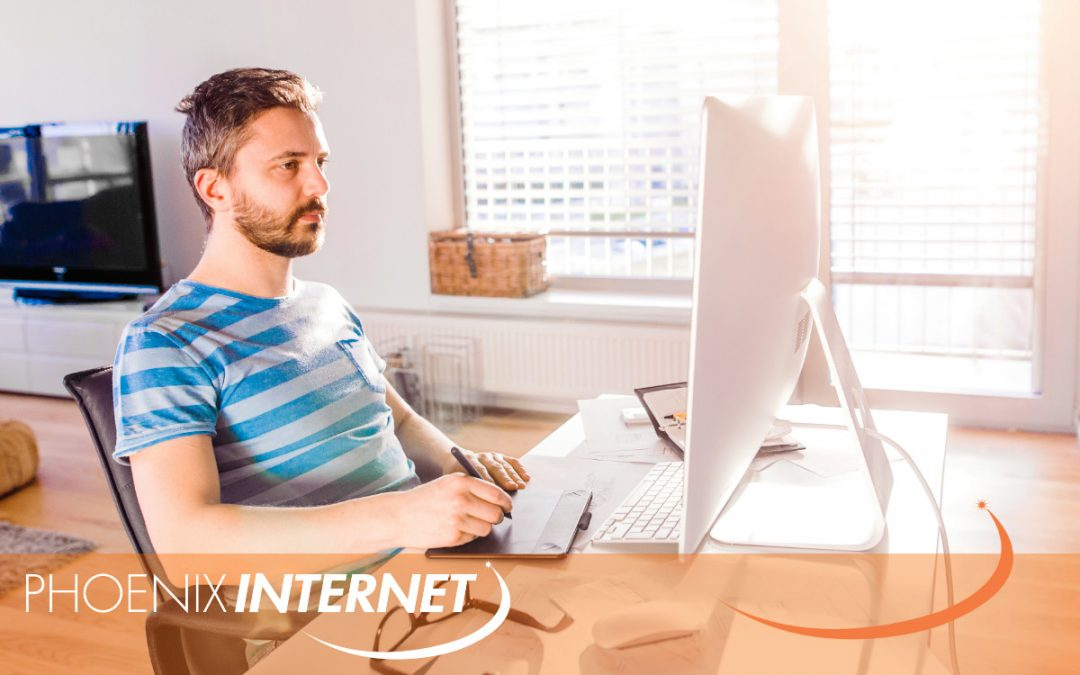 Can Your Internet Handle Your Work From Home Days?